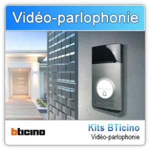 Kits vidéo-parlophonie
