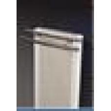 685SWING  Porte-serviette/Handdoekhouder  INOX 68.5/8 cm