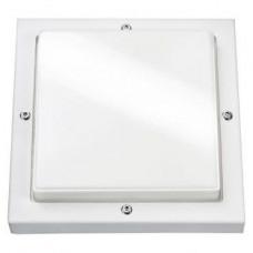 Bassi blanc/opale E27 CFL