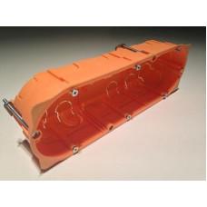 Boitiers JSL pour Mur Creux  TRIPLE  3XPROF.45