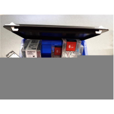BOX 600 CHEVILLES + 600 VIS 4.5X40 + 1 MECHE SDS 6X160