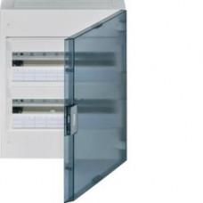 Coffret NEW Vega -2R. - 36 M. - porte transparente