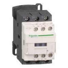Contacteur 18A AC3 3 pôles 1 NO + 1 NC 24 VAC 50/60Hz TeSys