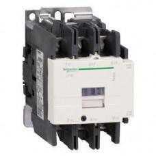 Contacteur 80A AC3 3 pôles 1 NO + 1 NC 230 VAC 50/60Hz TeSys