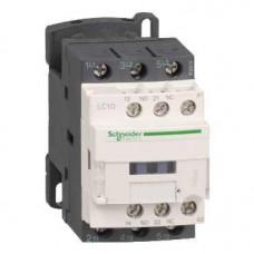 Contacteur 9A AC3 3 pôles 1 NO + 1 NC 24 VAC 50/60Hz TeSys m