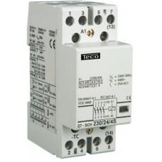 Contacteur F&G 230VAC 25A 2NO+2NF   850001029