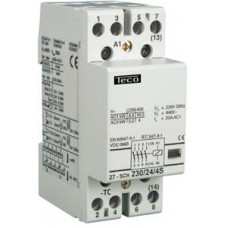 Contacteur F&G 230VAC 25A 3NO+1NF   850001000