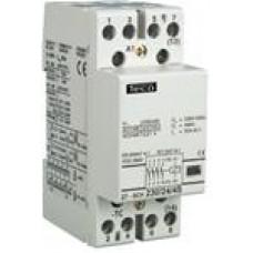 Contacteur F&G 230VAC 40A 3NO+1NF   285731