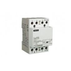 Contacteur F&G 230VAC 63A 4NO   285733