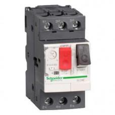 Disjoncteur moteur magneto thermique 4 - 6,3a