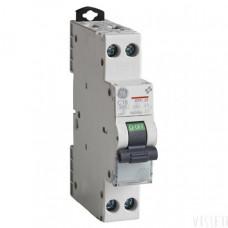 Disjoncteur Unibis 3 kA 2P 4A type C  692501