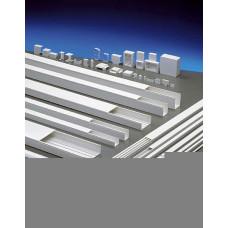 Goulotte distribution      dim. 80x40 grise