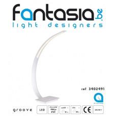 GROOVE tafellamp 27x0,20W warm witLED