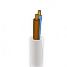 H03VHH-2F - VTLBP 2X0,75 BLANC  ECA