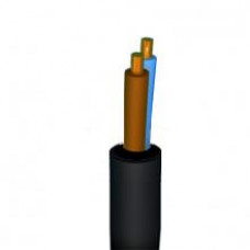H03VVF-VTLB 2X0.75 NOIR
