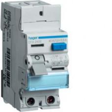 Interrupteur différentiel 2P 40A 300mA type A
