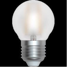 LED Filament Globe Opal E27 4W 3000K
