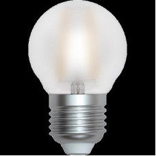 LED Filament Globe Opal E27 4W 6400K