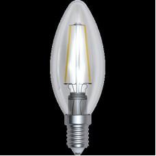 LED Filament Olive E14 4W 6400K