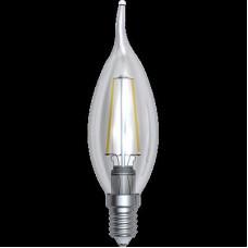 LED Filament Olive-Flame E14 4W 2700K