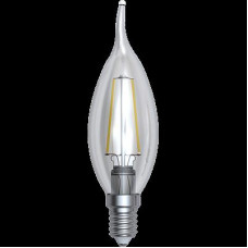 LED Filament Olive-Flame E14 4W 6400K