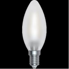 LED Filament Olive Opal E14 2W 6400K