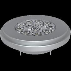 LED/SPOT Al GU10 AR111  220V 12W 6400K 36°