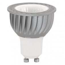 LICHTBRON-GU10-LED 6W 3000K 1 ST. DIMBAAR  Lichtbronnen/Ampoules 11452