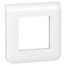Mosaic plaque 2 mod. blanc