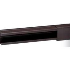 Moulure DLP sect 20 x 12,5 mm marron RAL 8014 - long. 2,1 m