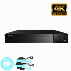 NVR IP 8CH 8POE 4K HDMI VGA SANS HDD