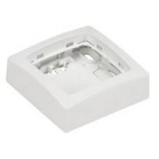 Oteo cadre saillie 1 mécanisme dimensions 72 x 72 mm