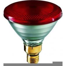 PAR38 IR 150W E27 230V Red 1CT/12