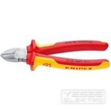 PINCE COUPANTE DE COTE VDE KNIPEX 1000V 70 06 18