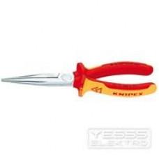 PINCE LONG BEC VDE KNIPEX 1000V 26 16 200