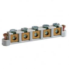Reglette à bornes 6 mm²   600650