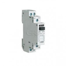 Relais d'installation F&G 24VAC 20A 1NO   105131