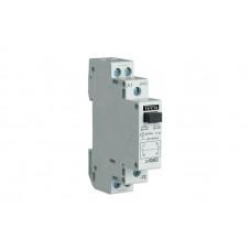 Relais d'installation F&G 24VAC 20A 2NO   105132