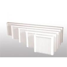SN160  1,6 kw  RAL9010 38/133/8 cm + récepteur/ontvanger 507