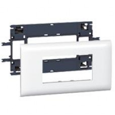 Support Mosaic DLP 4 modules couvercle 85mm