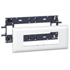 Support Mosaic DLP 6 modules couvercle 85mm