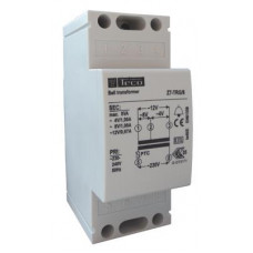 Transformateur sonnerie F&G 8VA 230VAC-4/8/12VAC    274165