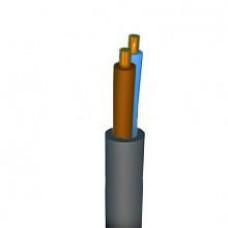 VTLB H03VV-F ECA  ROND  2 X 0,75  GRIS